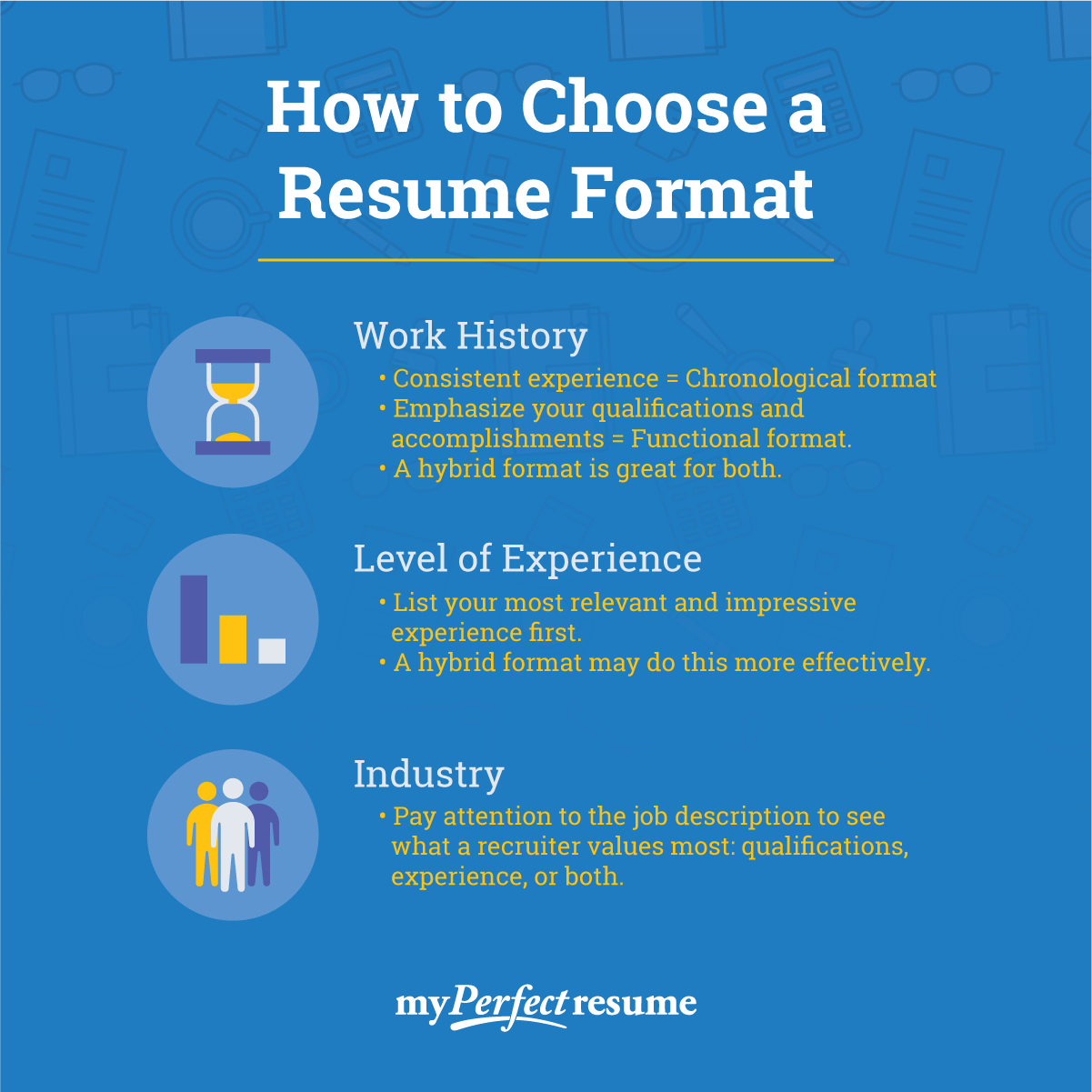 The 3 Best Resume Formats for 2020: Examples And Tips