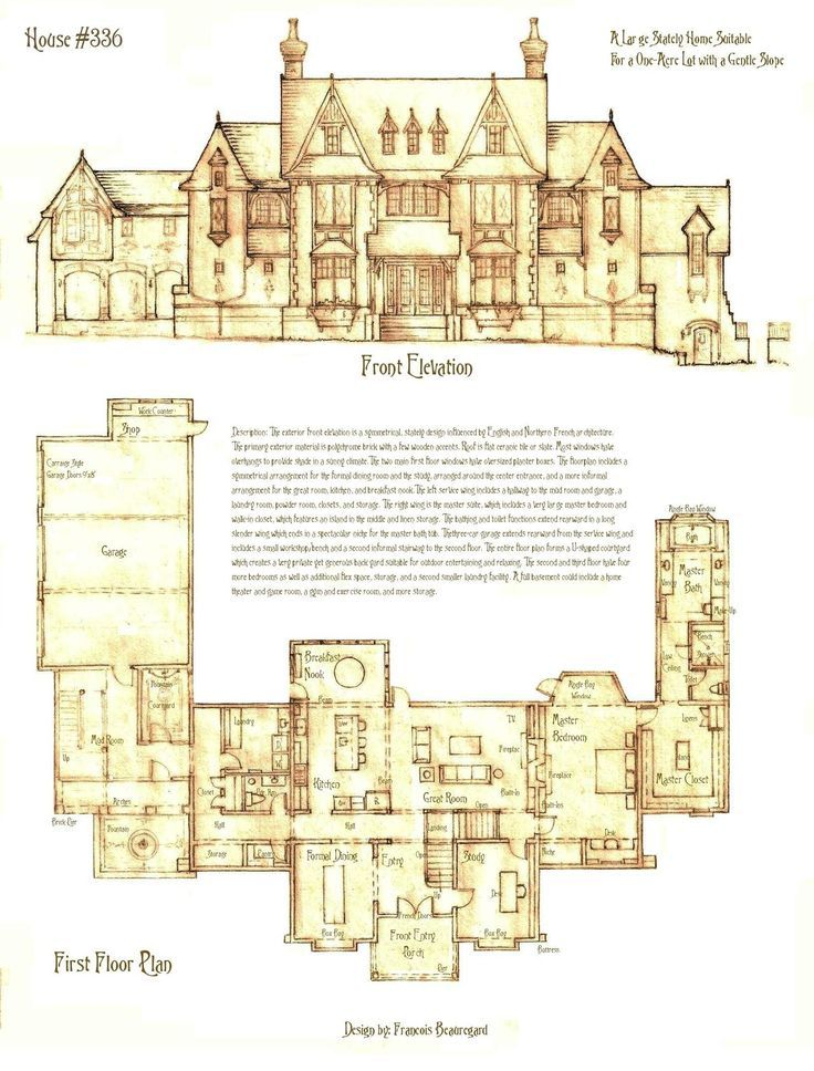 House 336 by built4ever home and garden pinterest for House plan maps free
