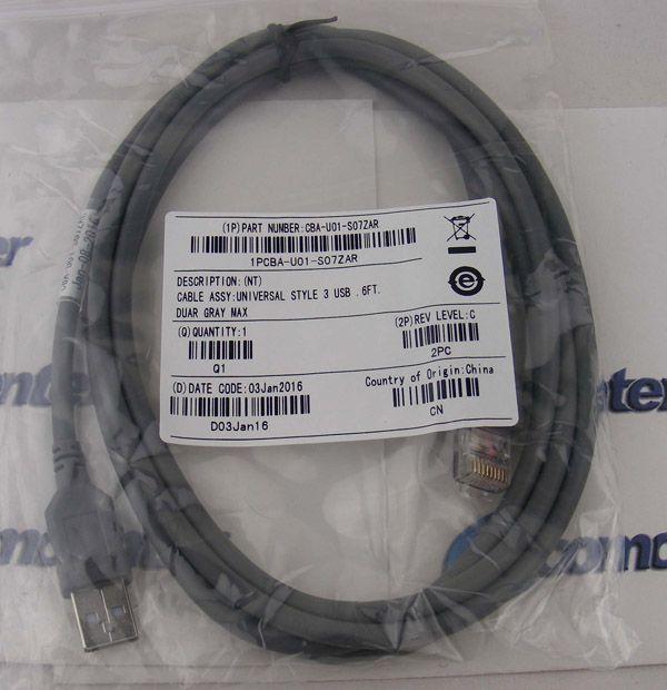 Usb Cable For Symbol Motorola Ls2208 Ls4278 Ls7808 M2007