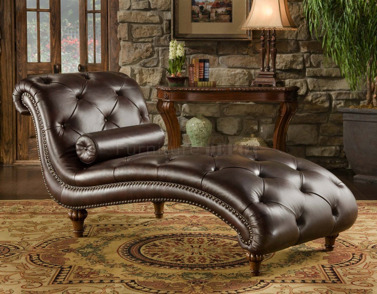 Leather Chaise Chair Additional Images Model Docl 424 Peyton Sku 25379 Retail Price