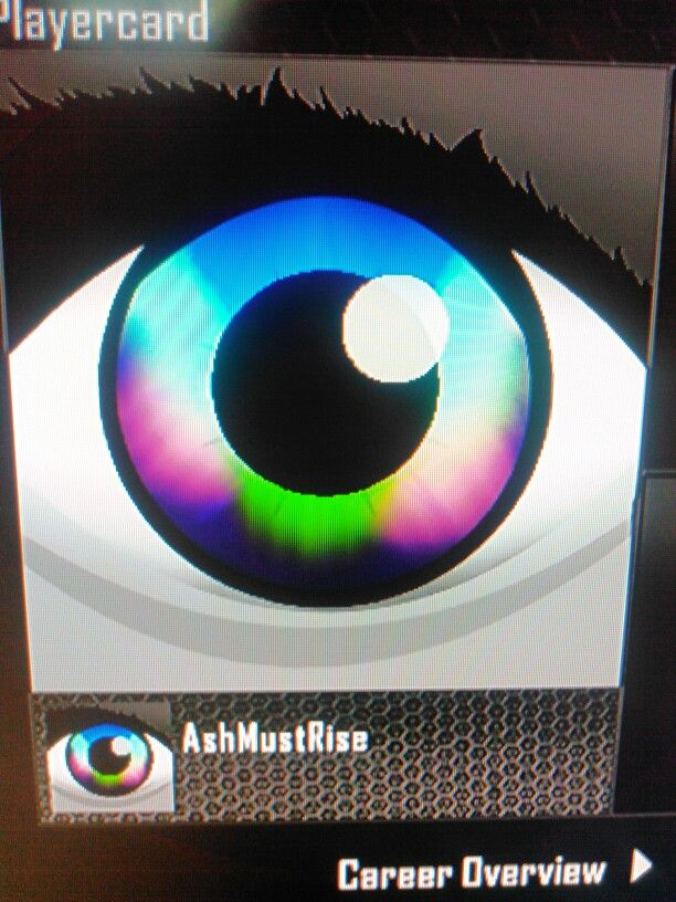 Call of Duty Black Ops 3: Cool Eye Emblem Tutorial! - YouTube