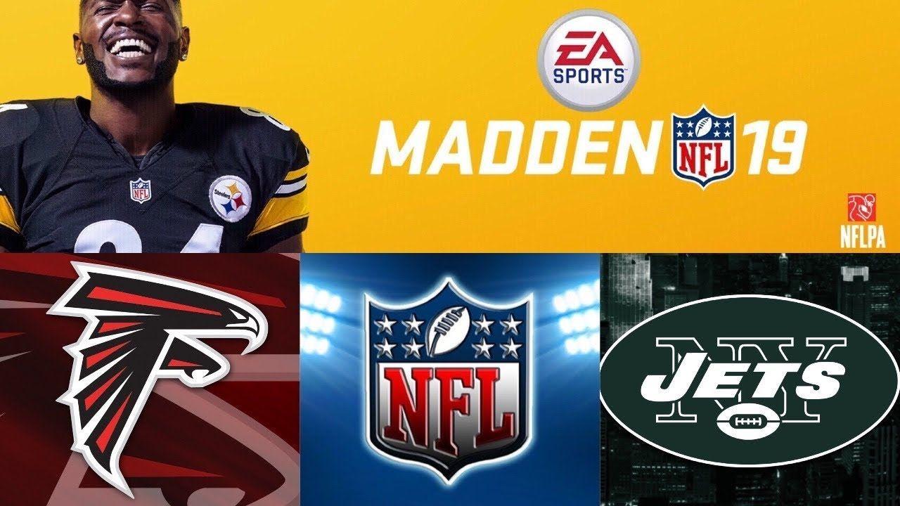 New York Jets In 2020 New York Jets New York Giants Madden Nfl