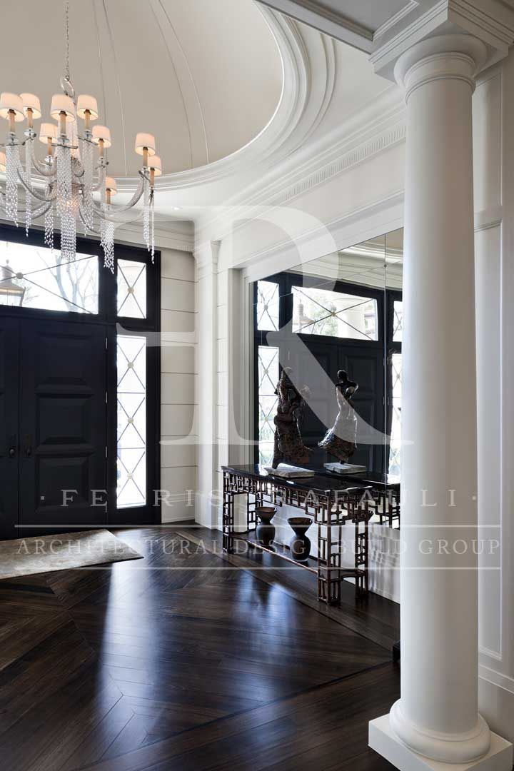 Home Interior Entrance Design Ideas: Architecture By Ferris Rafauli