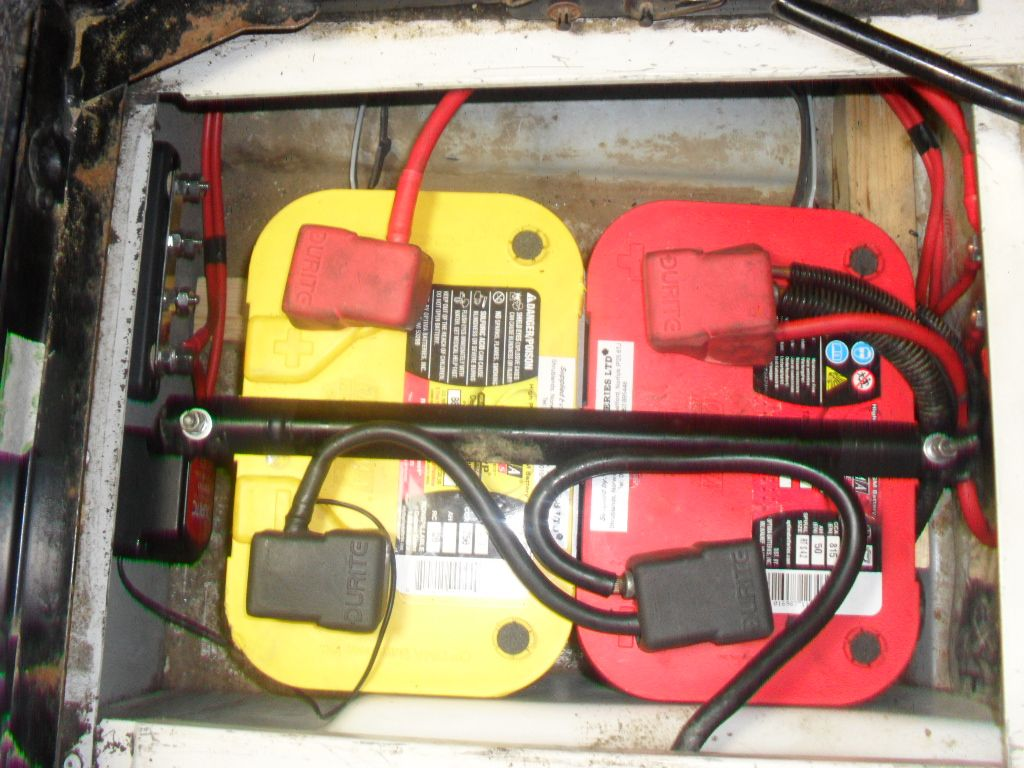 Optima Batteries In Dual Battery System Show Us Your Tacoma Wiring