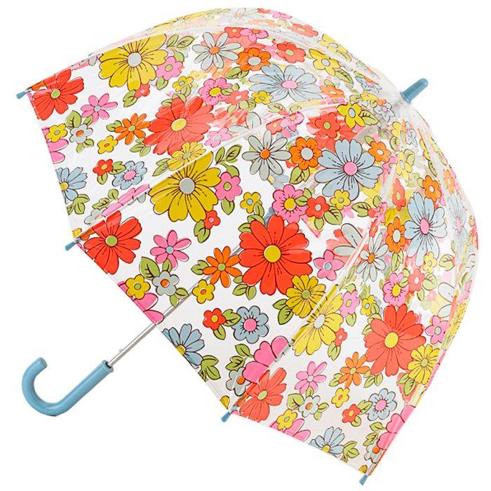 Cath Kidston Clear Dome Funbrella For