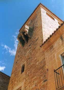 Golfines de Abajo Caceres Spain.
