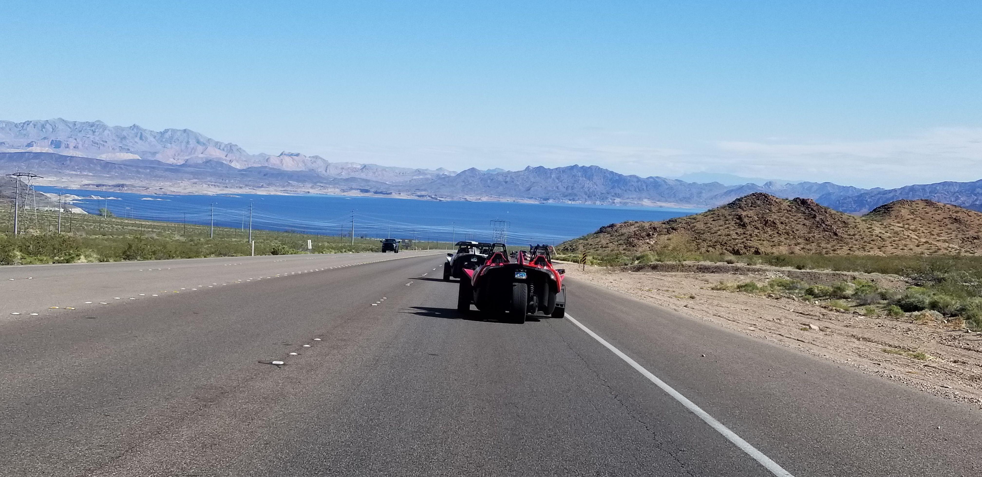 beautiful views in 2020 Las vegas tours, Lake mead