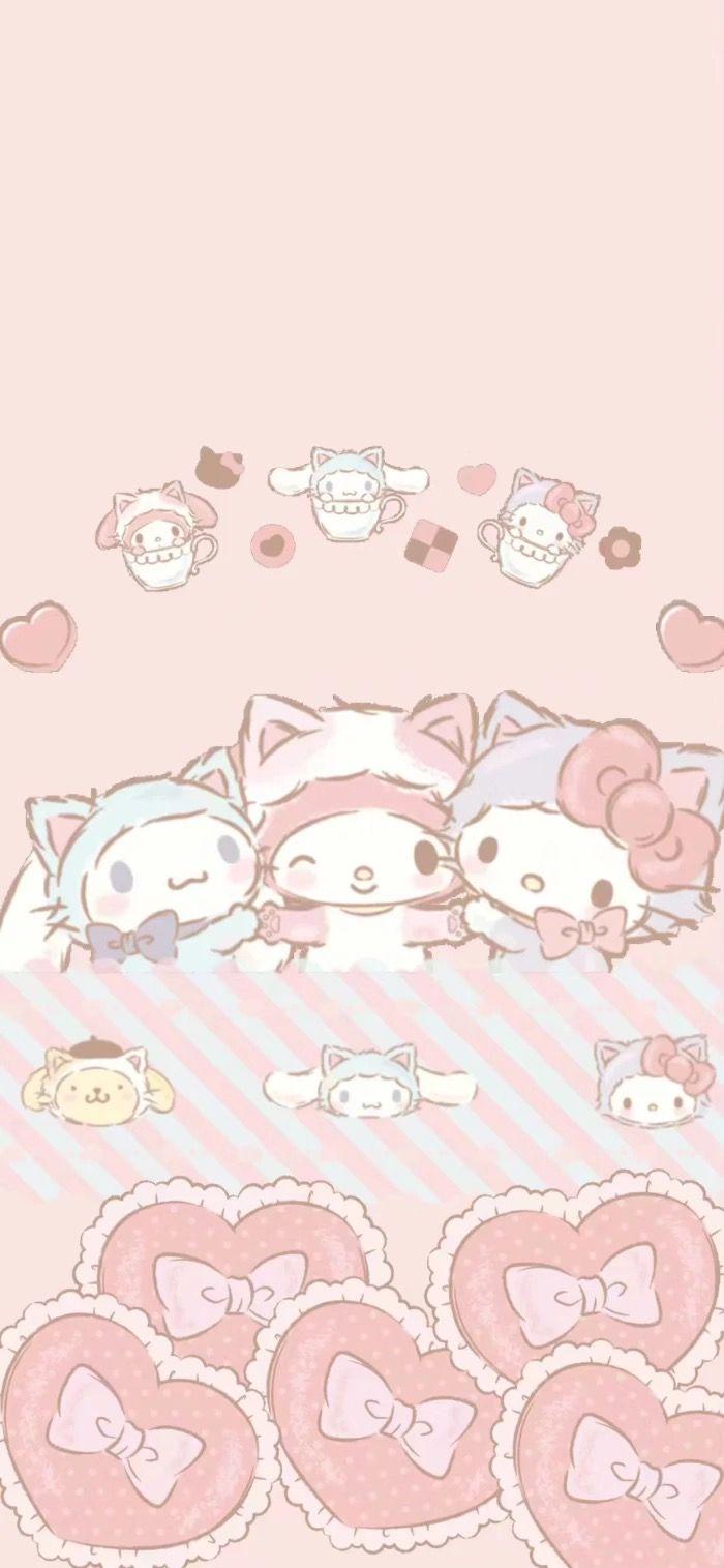 Sanrio Cuties おしゃれまとめの人気アイデア Pinterest Aorr