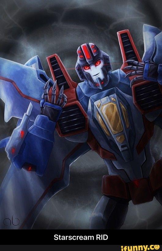 transformers, #RID, #Starscream | Starscream | Transformers, Fan art