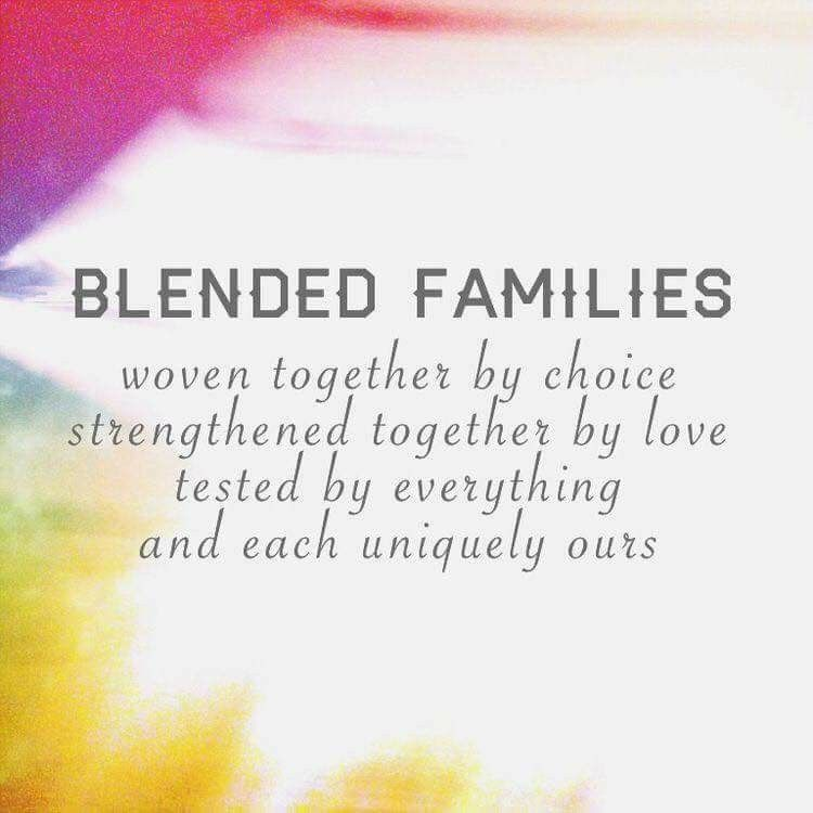 relationship issues with blended families