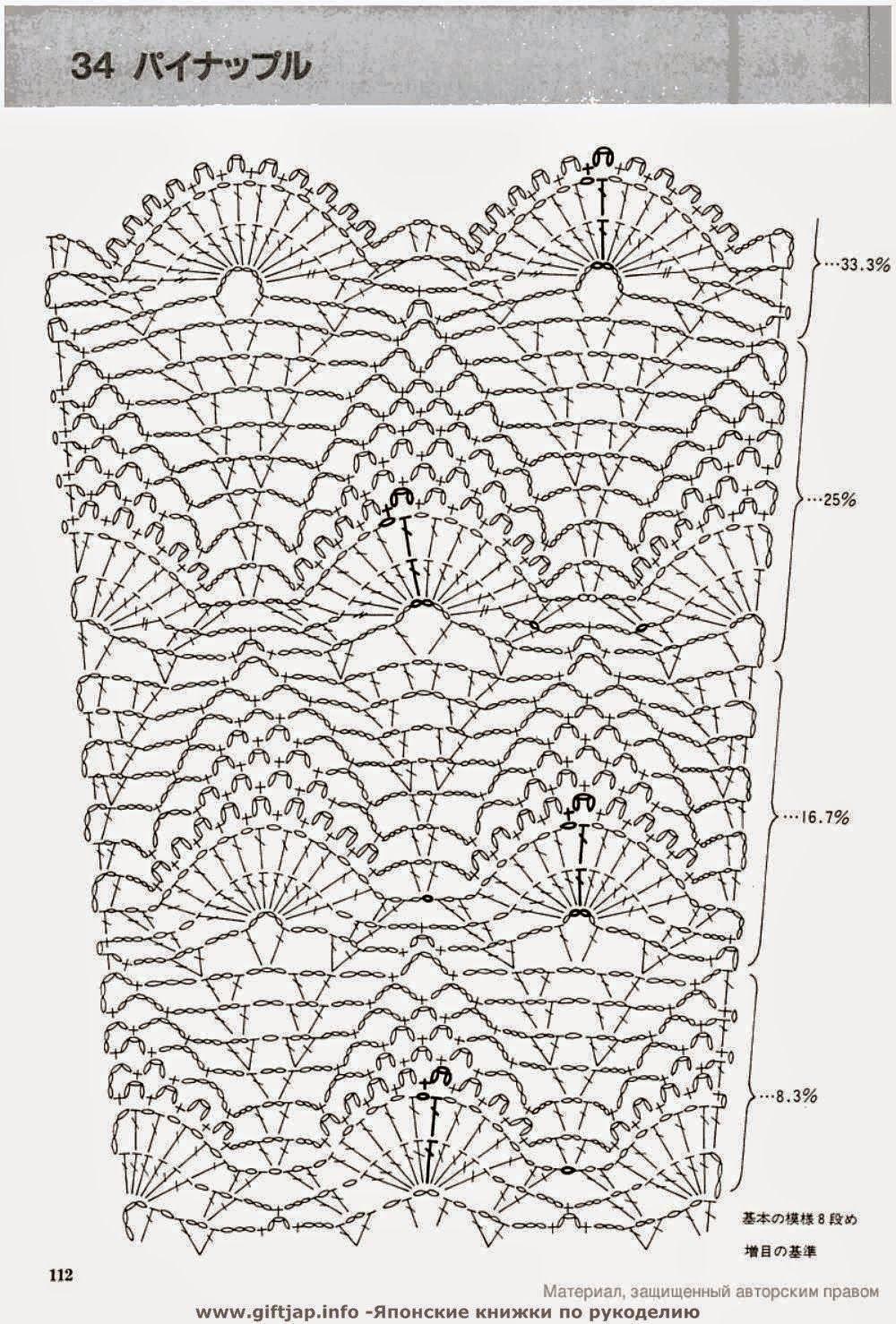 patrones crochet gratis para imprimir - Google Search | Ropa a ...