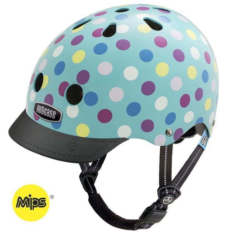 Cake Pops W Mips Little Nutty Kids Bike Helmet Helmet Kids