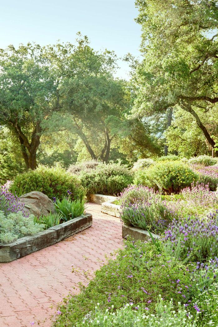 ▷ 1001 + Ideen Für Garten Gestalten Mit Wenig Geld | Gartengestaltung Ideen  | Pinterest | Gartengestaltung Ideen, Garten Gestalten Und Gartenweg