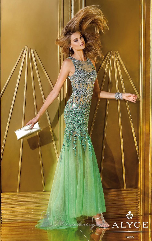 Alyce Paris 6192 Dress - MissesDressy.com