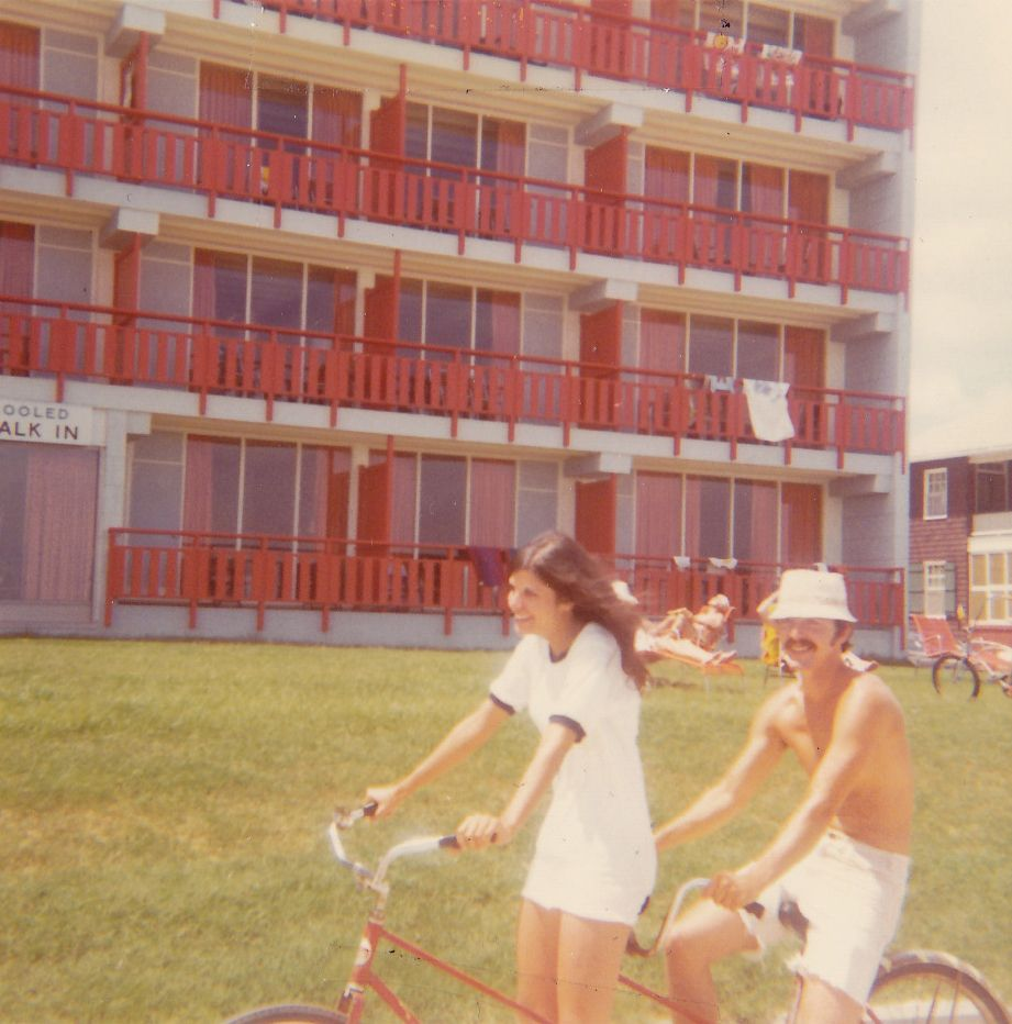 1972 - Thunderbird Motel - Virginia Beach VA