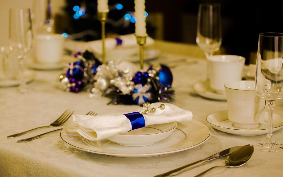 C mo decorar la mesa en navidad en navidad decorar tu - Como decorar la mesa de navidad ...