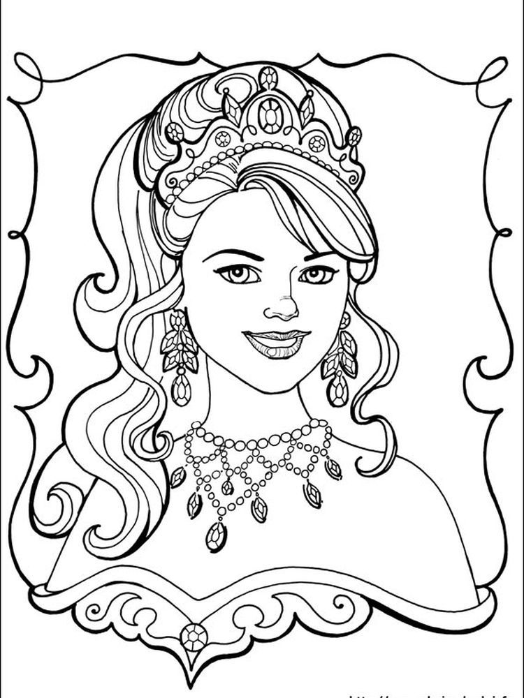 Princess Colouring Pages Disney Following This Is Our Collection Of Princess Coloring Page You In 2020 Princess Coloring Pages Coloring Pages Cartoon Coloring Pages