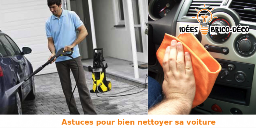 astuces pour bien nettoyer sa voiture avec un aspirateur karcher blog tools4pro france. Black Bedroom Furniture Sets. Home Design Ideas