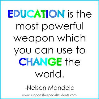 Inspirational Educational Quotes For Teachers In Elementary And
