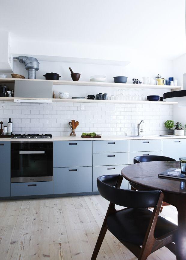 Gør et billigt IKEA-køkken lækkert Se IKEA hacks her! Kitchen - neue küche ikea