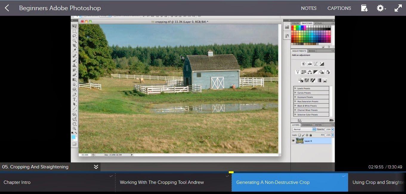 Aprende a usar Photoshop con Adobe KnowHow