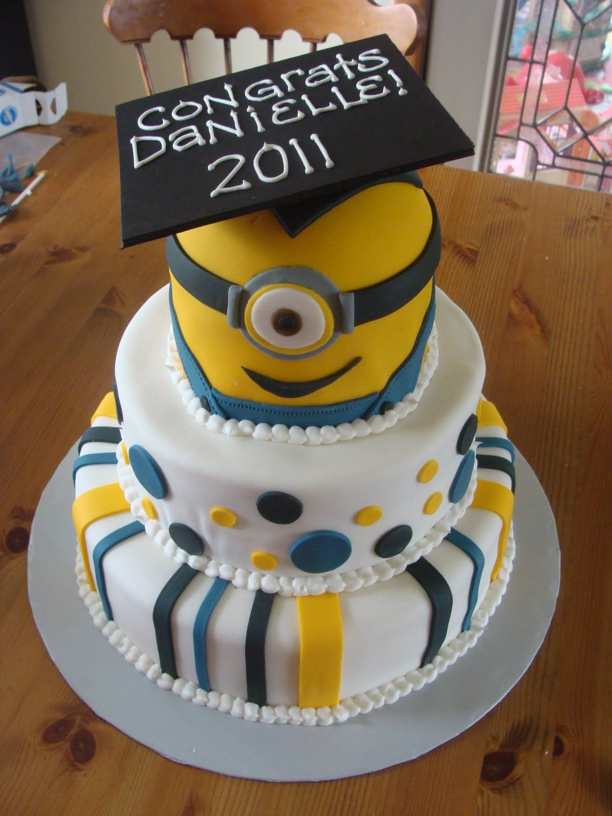 Despicable Me 2 movie cakes photos Sweet Treats by Bonnie