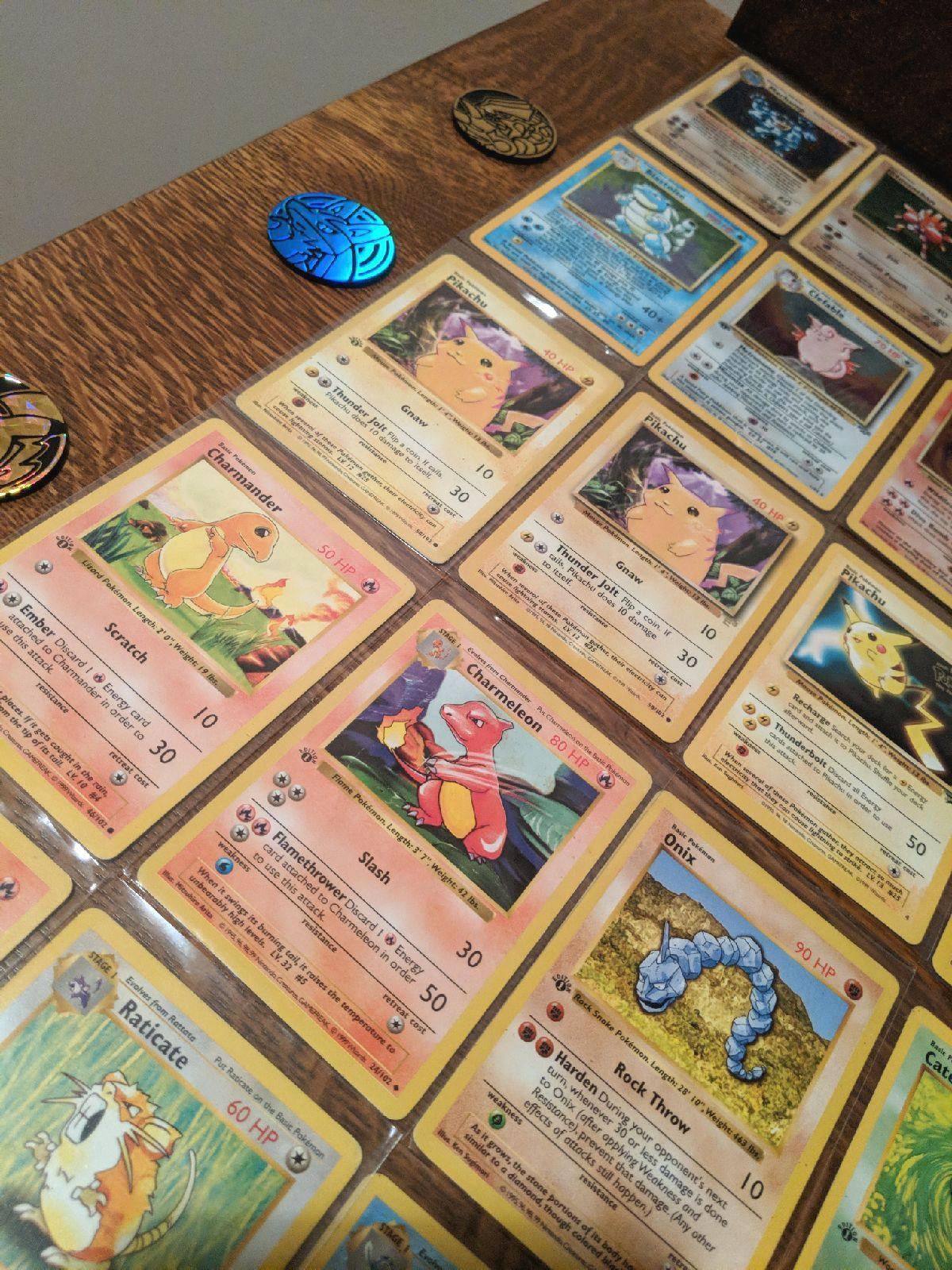 Hey all for sale is an insane vintage wotc pokemon card