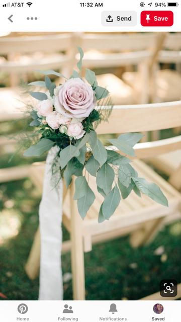 Aisle Markers Reisen Hochzeitsm Decor Wedding Church Make