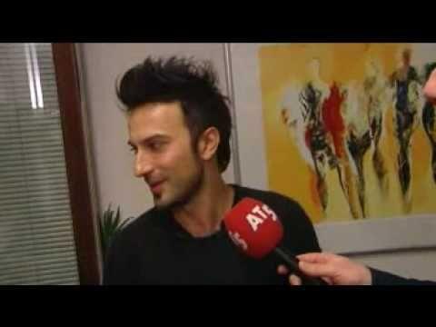 Tarkan Interview in Holland