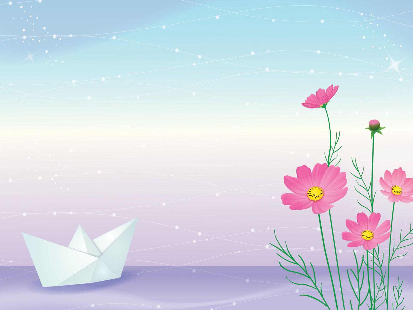 Paper Ship On River PPT Backgrounds | Lukisan Cat Air Sederhana, Latar  Belakang, Lukisan Cat Air
