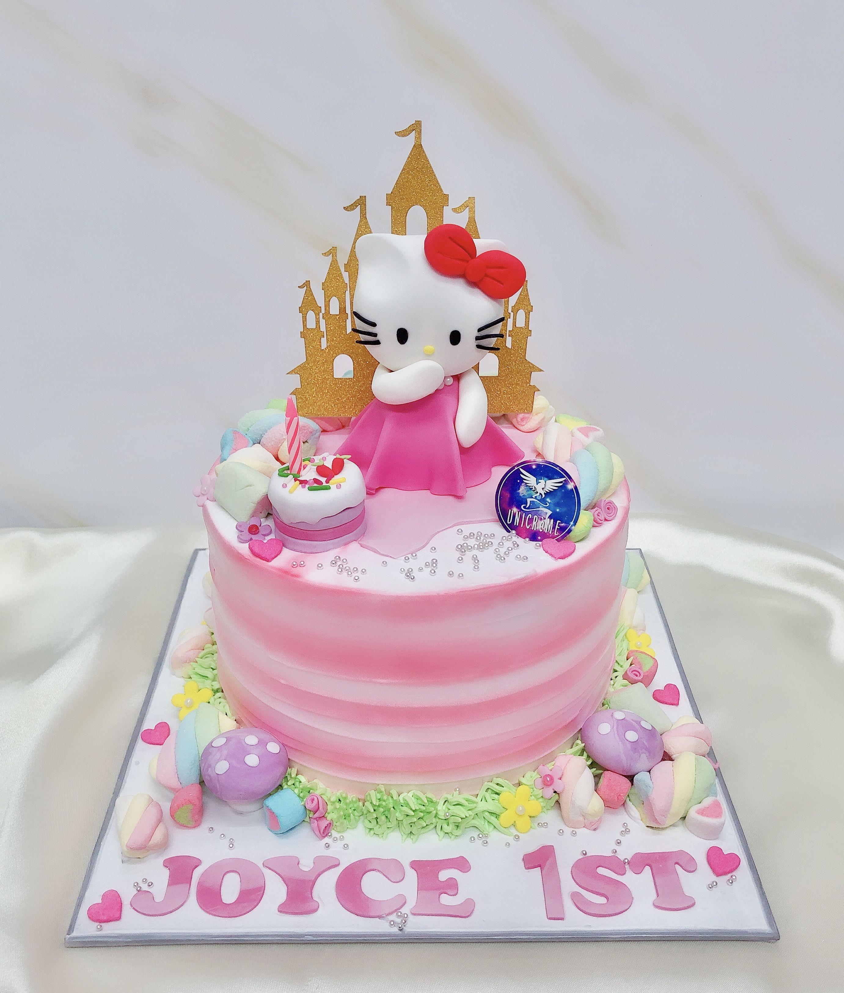 Kids' Favourite Cakes Design 😍 小朋友最爱的蛋糕造型💕 欢迎预订客制化蛋糕,拉钱蛋糕