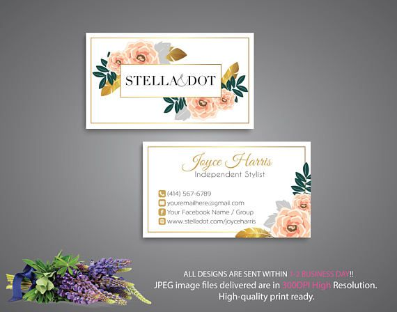 Stella and dot business card custom stella and dot business stella stella and dot business card custom stella and dot business colourmoves