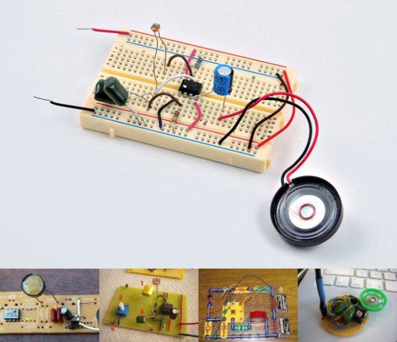 555 Timer Weekend Projects