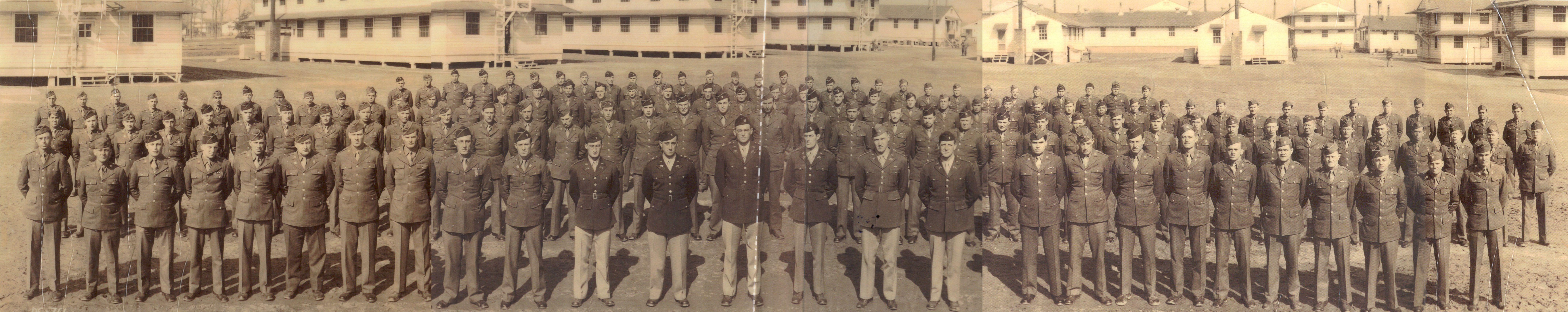 358th Infantry, 90th Div. preceding Normandy. Infantry