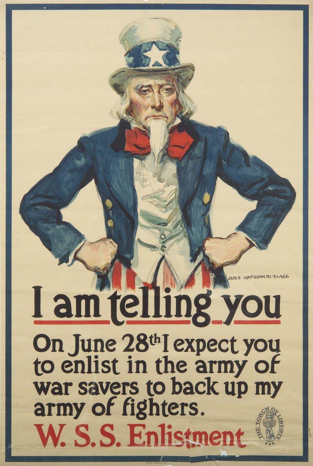 Tio Sam Ww1 Propaganda Posters Uncle Sam Propaganda Posters