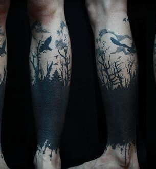 Pin On Tatouage Gothique