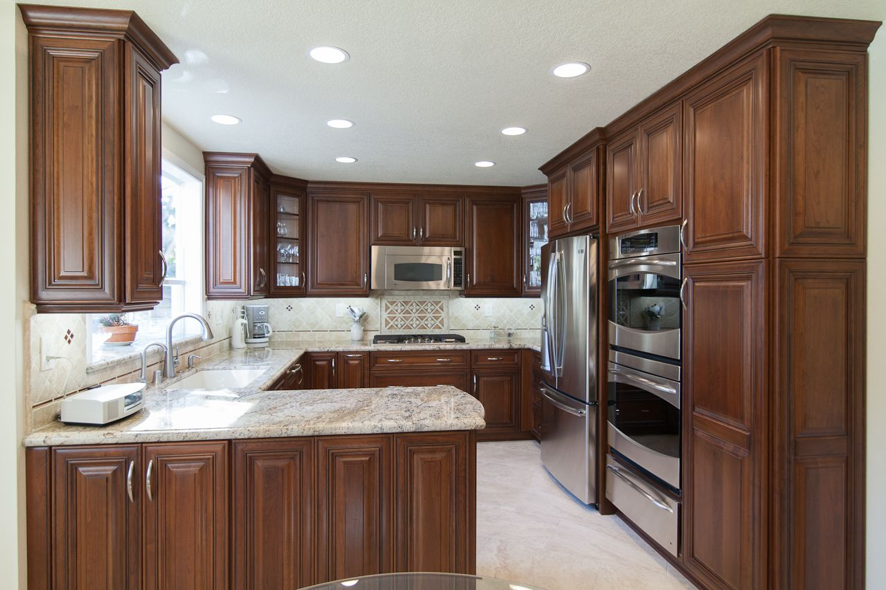Kitchen Remodel done by Kitchens Etc. of Ventura County ...
