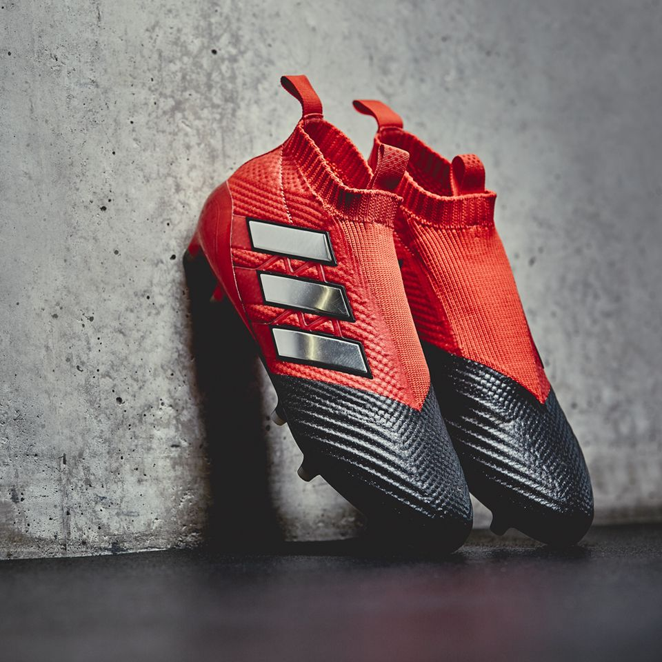 Adidas ace 17 +purecontrol Magnetic storm Studsko  Shoes soccer.