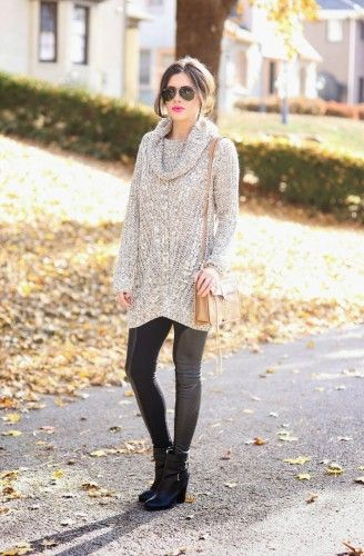 How to Wear an Oversized Sweater Without Looking Frumpy ...