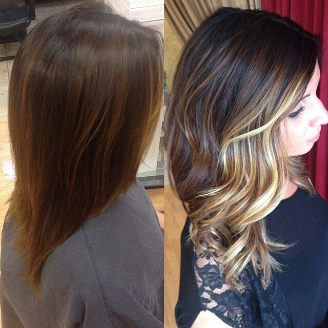 Face Framing Blonde Balayage On Brunette Balayage Hair Brunette Balayage Hair Balayage