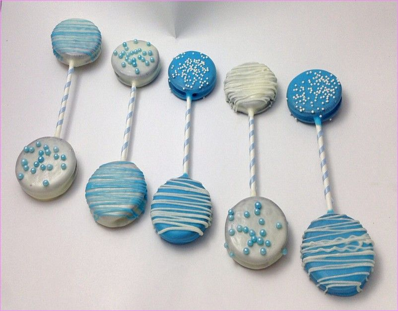 Ordinary Dipped Oreos For Baby Shower Part - 5: Dipped Oreos For Baby Shower - All About Candy #xyNYLjaPX4