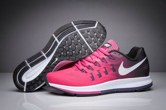 9f502c45506936 Free Shipping Only 69  Nike Air Zoom Pegasus 33 Gradient Red Black 831356- 610