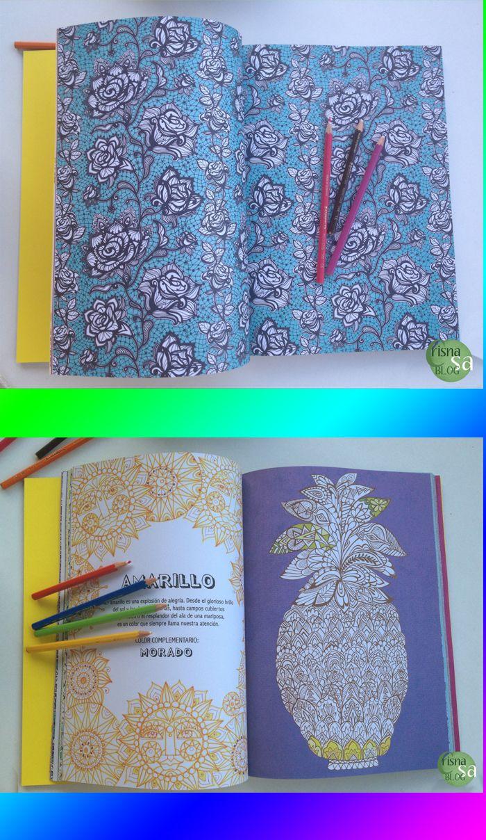 Colorarte terapia, un libro para toda la familia | Colorear para ...