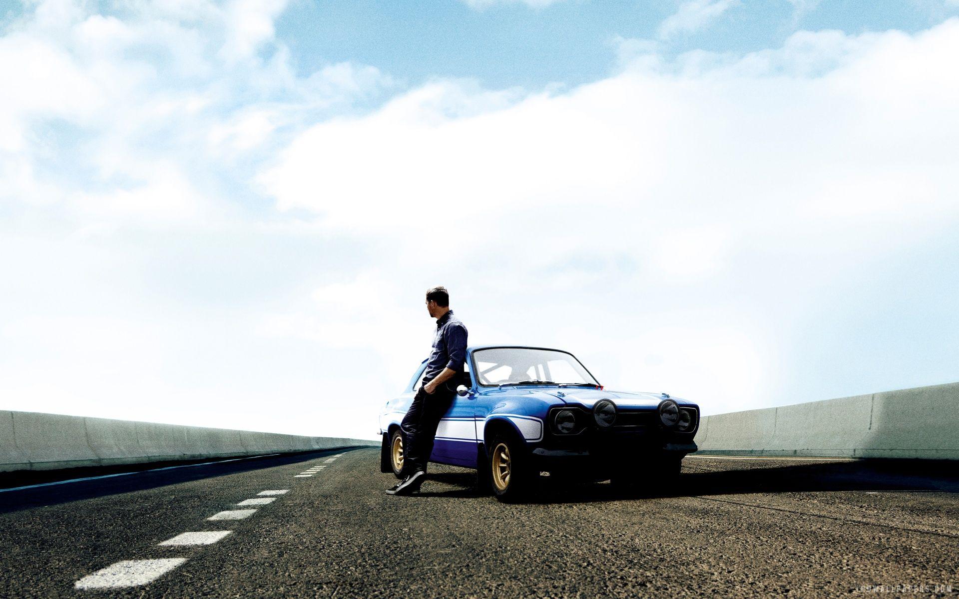 Paul Walker Fast & Furious 6 ワイスピ