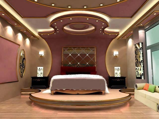 Glamorous Bedroom Ideas By Dream Houzz Bedroom False Ceiling