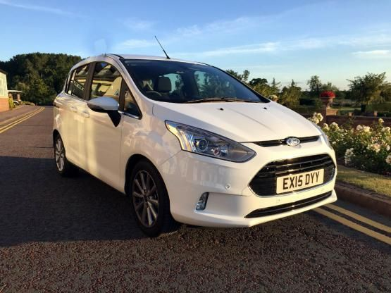 Ford B Max  Ps Titanium  Review