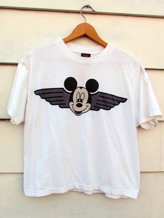 SALE 30% off See shop announcement Super cool Disney top Vintage Mickey Mouse T shirt