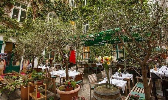 Die schönsten Schanigärten von Wien: