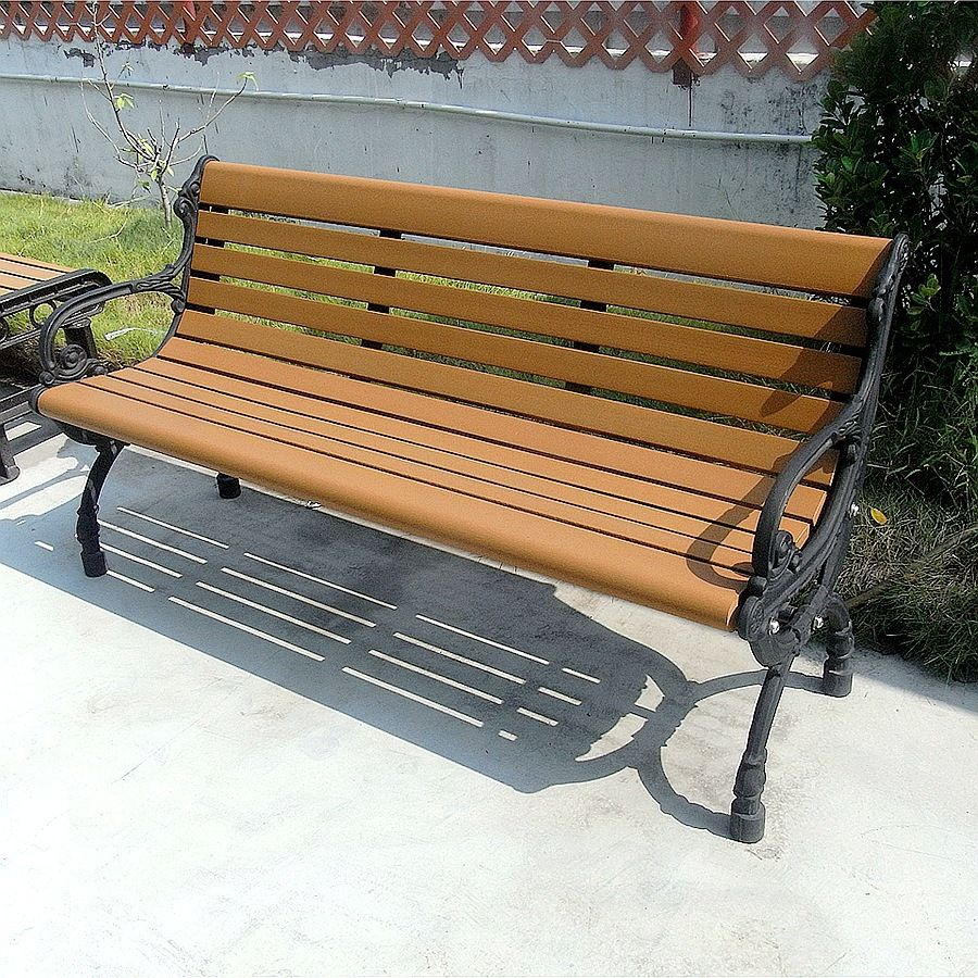 Wpc Bench Has Corrosion Resistance Export To Malaysia Wooden Bench Seat Wooden Bench Bench
