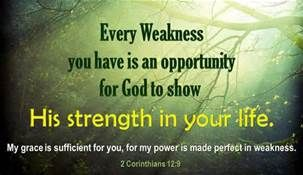 2 Corinthians 12 and 9